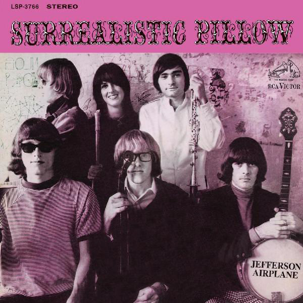 1967 ジェファーソン・エアプレイン(Jefferson Airplane)- Surrealistic Pillow