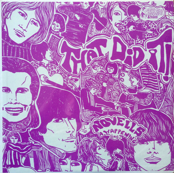 1968 ノベルズ(The Novells)- That Did It!
